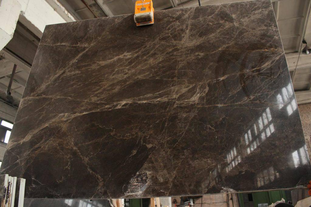коричневый мрамор Emperador Dark из турции