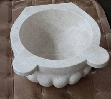 Курна из мрамора-2 фото 1 — изелия и проекты от Bevers Marmyr