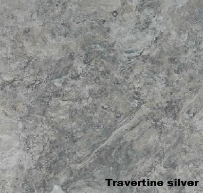 травертин silver