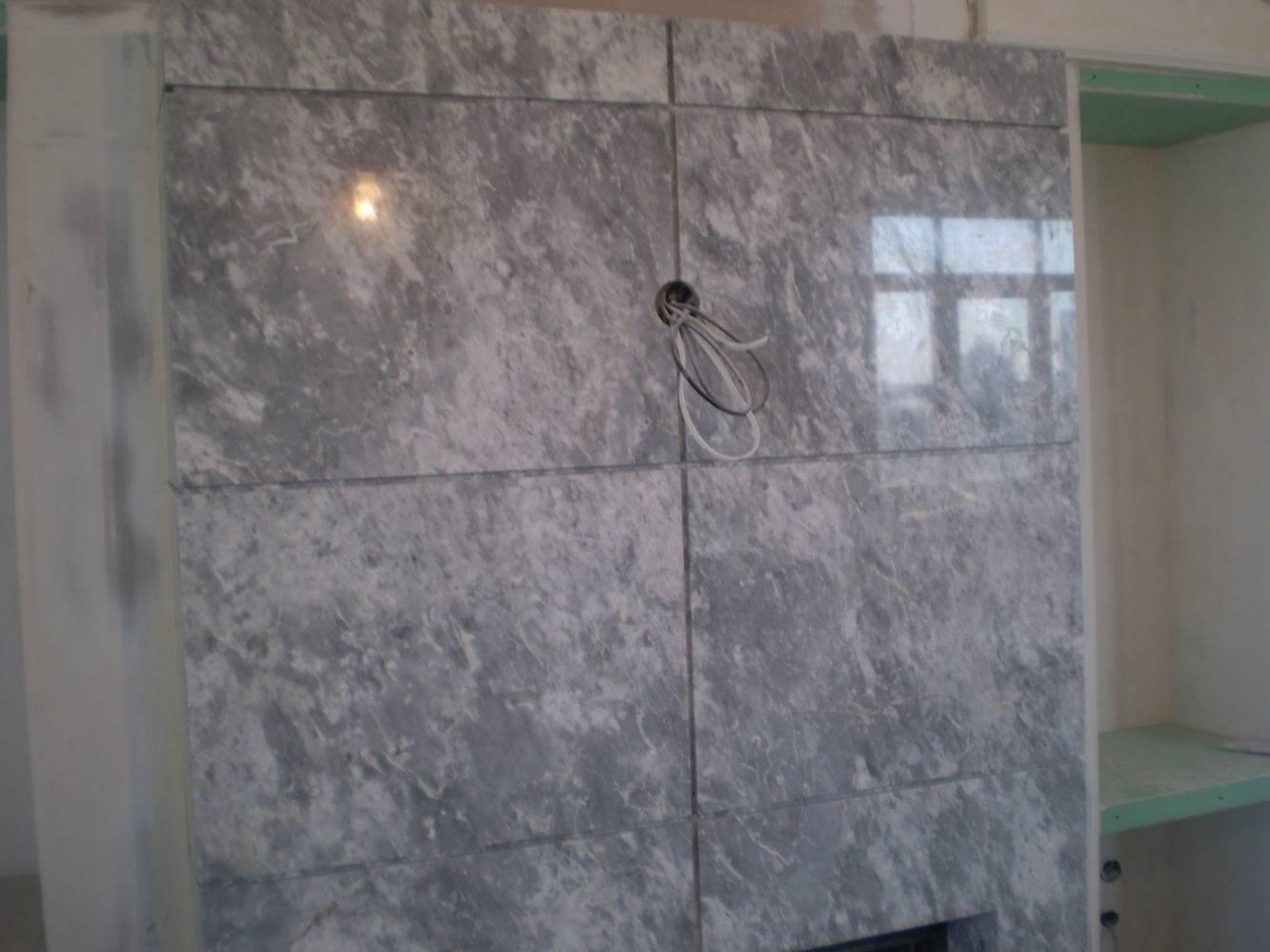 Камин из мрамора-7 фото 1 — изелия и проекты от Bevers Marmyr