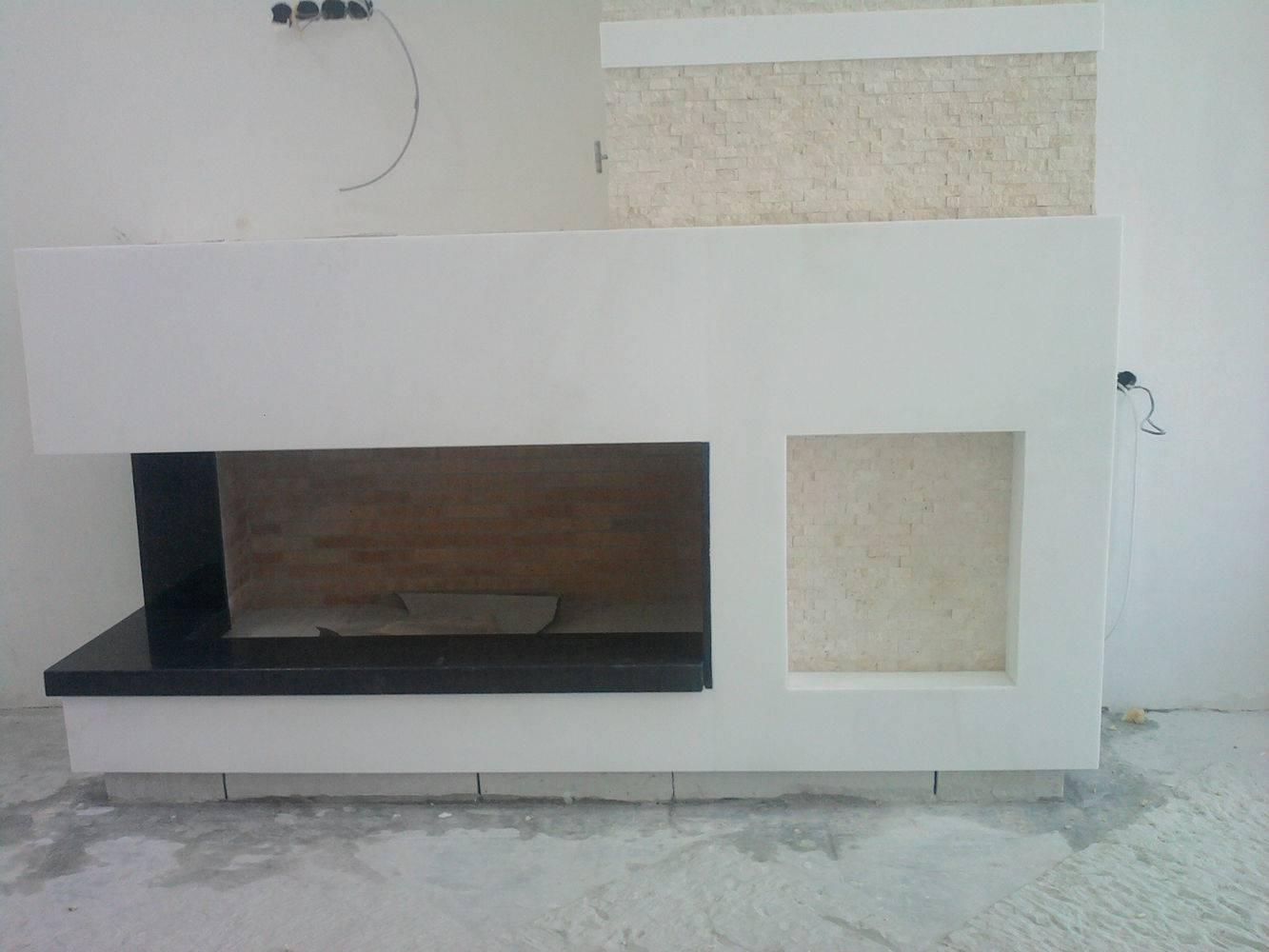 Мраморный камин-6 фото 1 — изелия и проекты от Bevers Marmyr