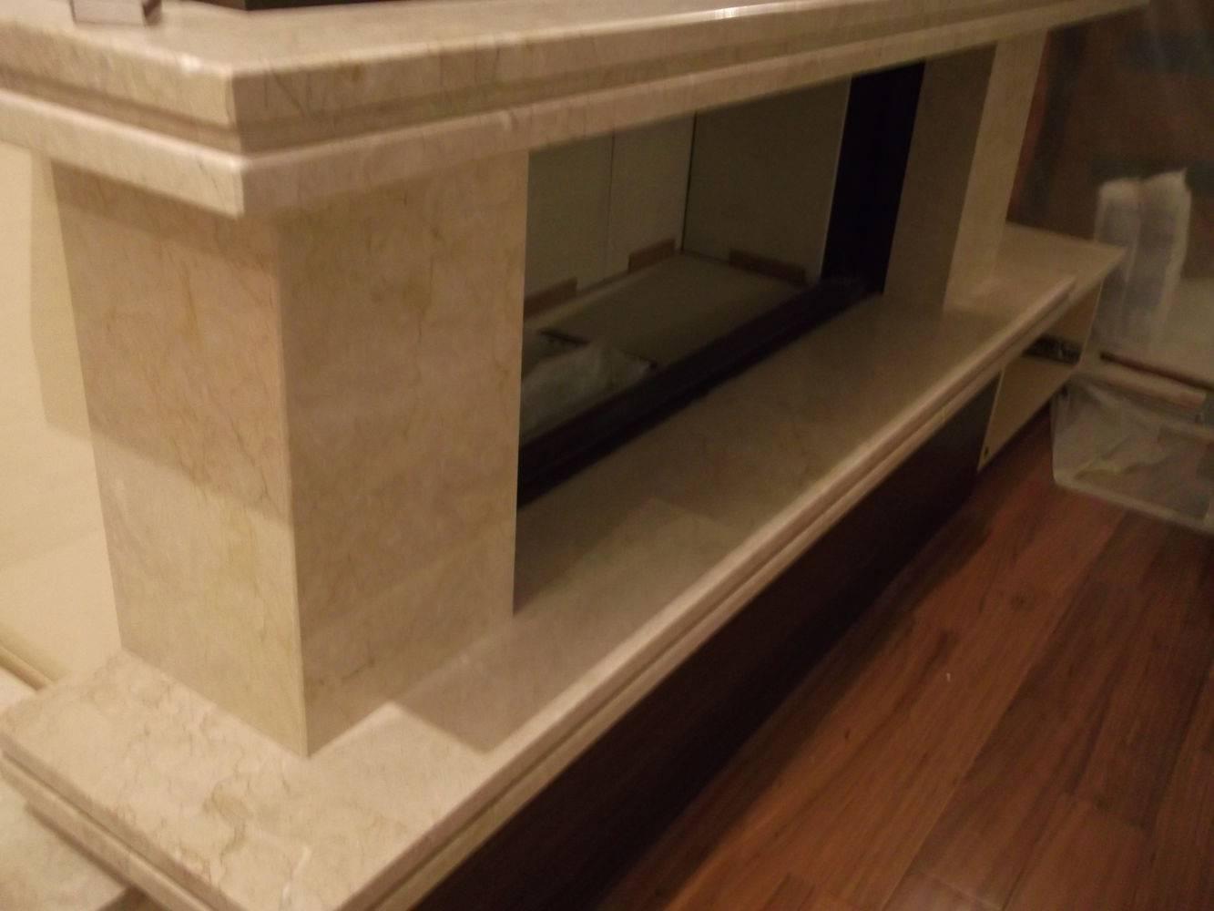 Мраморный камин-3 фото 1 — изелия и проекты от Bevers Marmyr