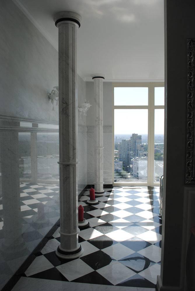 Мраморные колонны-2 фото 1 — изелия и проекты от Bevers Marmyr