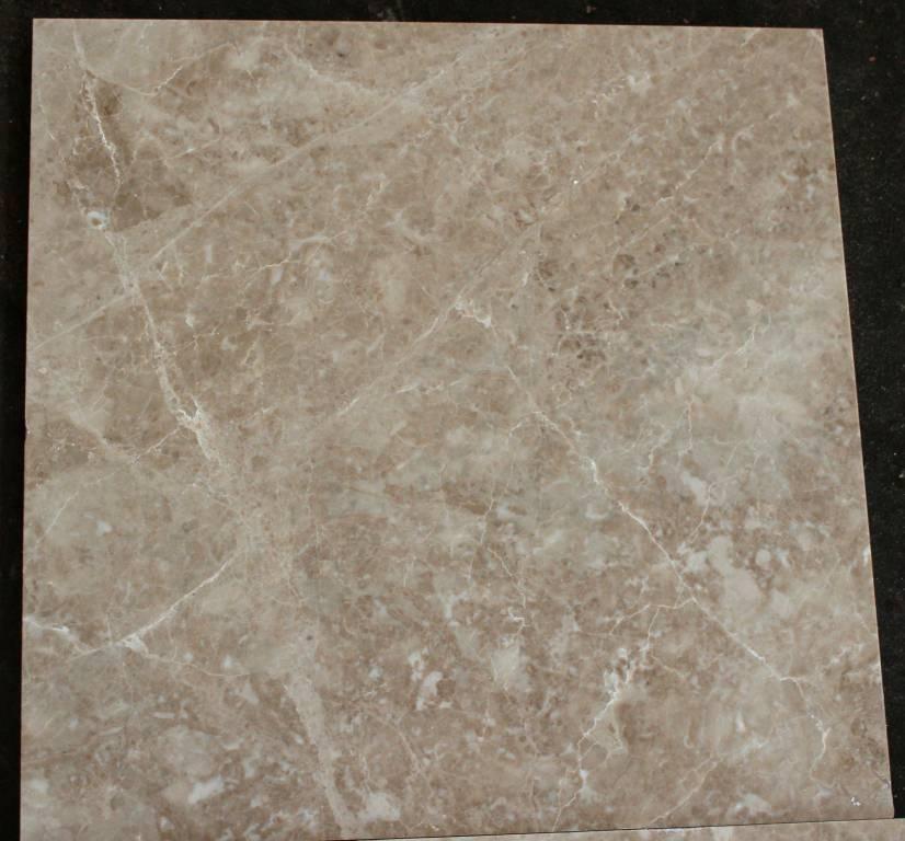Мраморная плитка Cappuccino, 45,7x45,7x1,2см фото 1 — изелия и проекты от Bevers Marmyr