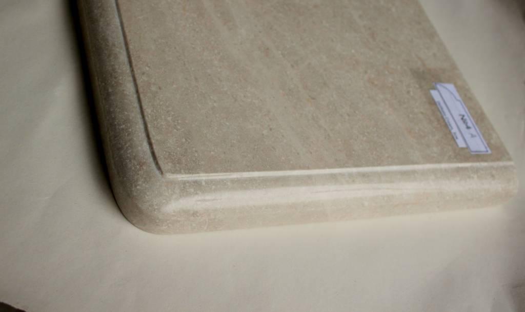 Образец фасонной обработки кромки №4 фото 8 — изелия и проекты от Bevers Marmyr