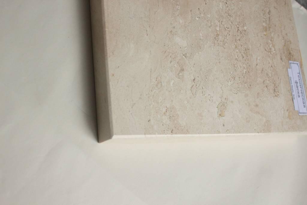 """Образец фасонной обработки кромки """"Техническая фаска"""" фото 2 — изелия и проекты от Bevers Marmyr"""