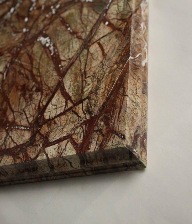 Образец фасонной обработки кромки №10 Б фото 5 — изелия и проекты от Bevers Marmyr