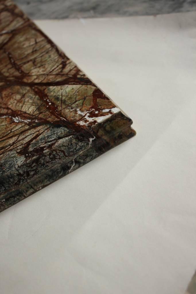 Образец фасонной обработки кромки №10 Б фото 3 — изелия и проекты от Bevers Marmyr
