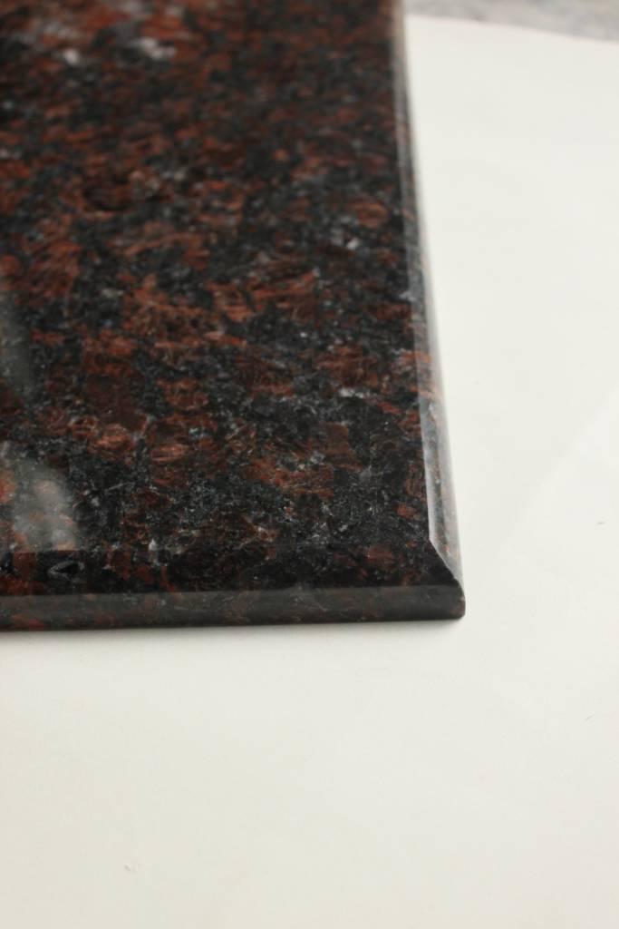 Образец фасонной обработки кромки №3 фото 5 — изелия и проекты от Bevers Marmyr
