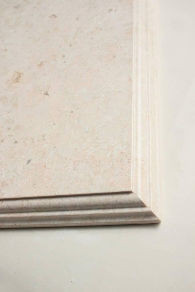 Образец фасонной обработки кромки №3 фото 4 — изелия и проекты от Bevers Marmyr