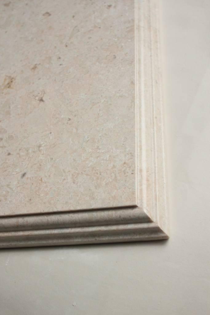 Образец фасонной обработки кромки №6 фото 2 — изелия и проекты от Bevers Marmyr