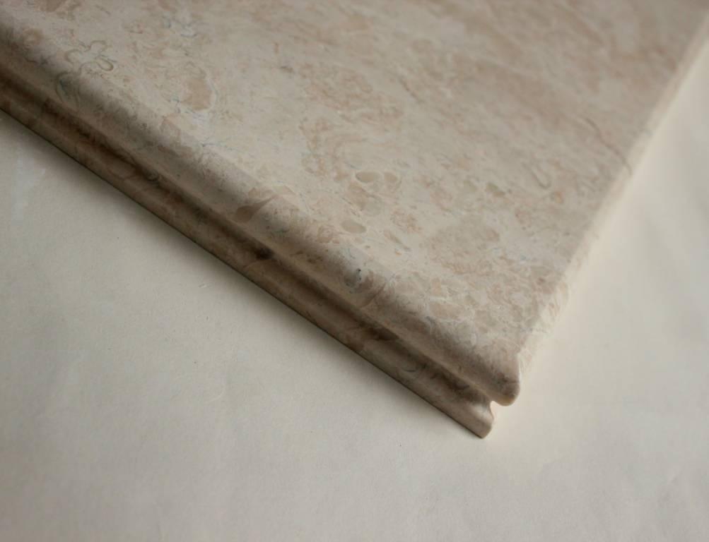 Образец фасонной обработки кромки №10 А фото 3 — изелия и проекты от Bevers Marmyr