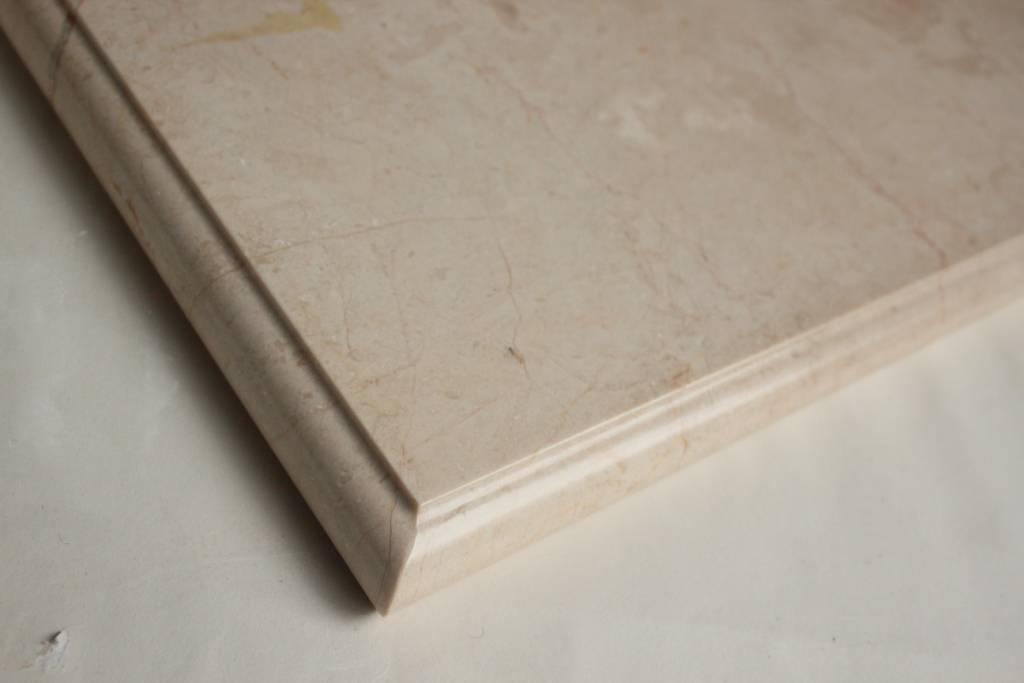 Образец фасонной обработки кромки №4 фото 2 — изелия и проекты от Bevers Marmyr
