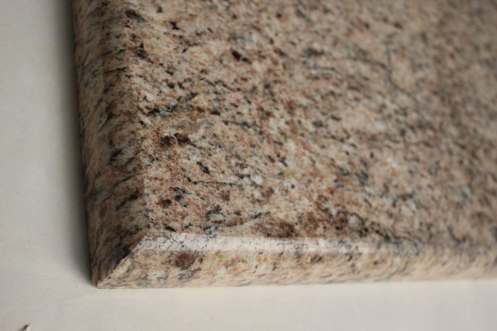 Образец фасонной обработки кромки №3 фото 3 — изелия и проекты от Bevers Marmyr