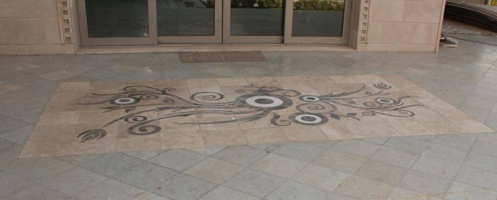 Мозаичное панно из мрамора-13 фото 1 — изелия и проекты от Bevers Marmyr