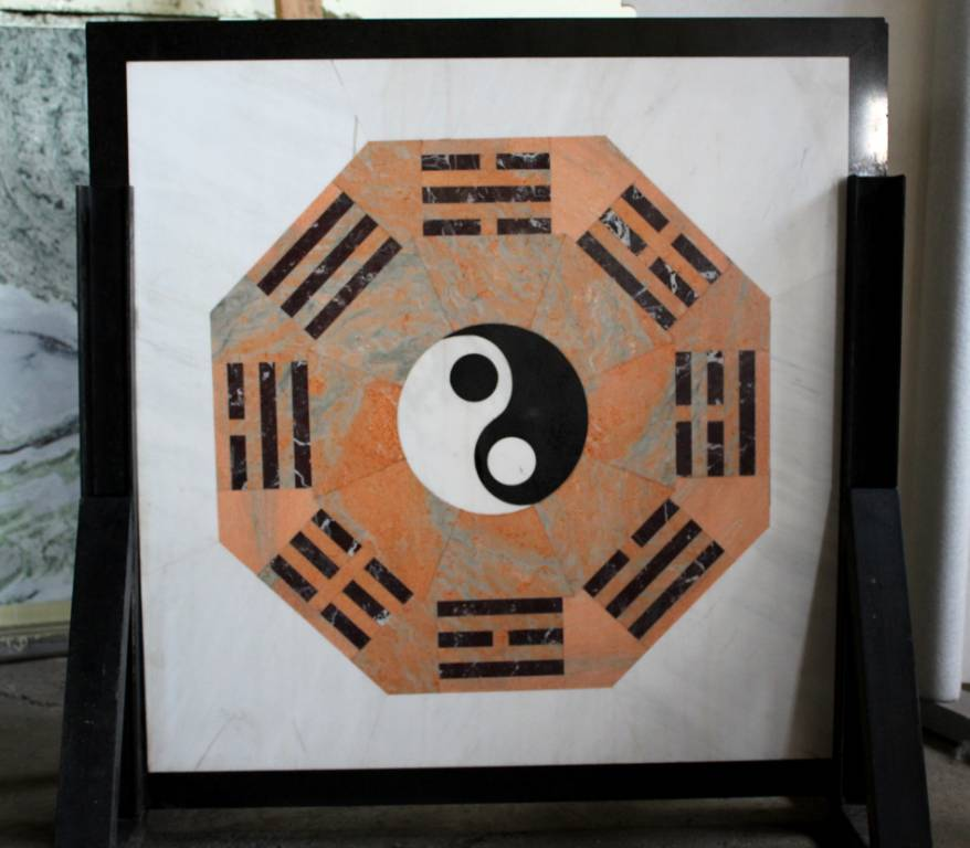 Мозаичное панно из мрамора-2 фото 1 — изелия и проекты от Bevers Marmyr