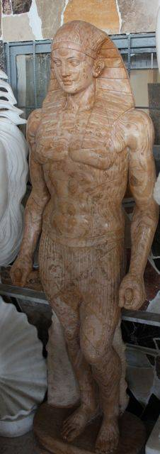 Мраморная статуя-3 фото 1 — изелия и проекты от Bevers Marmyr