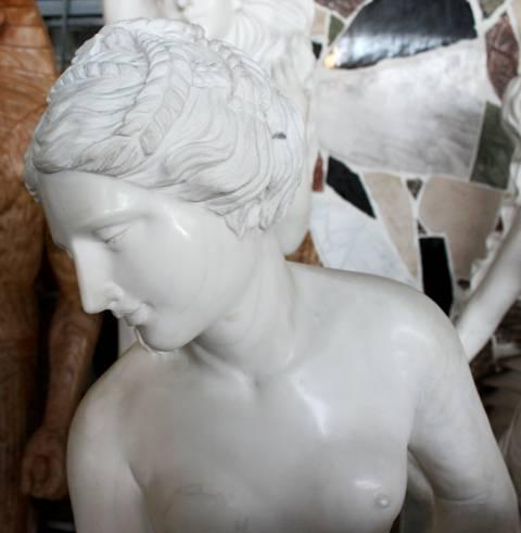 Мраморная статуя-2 фото 1 — изелия и проекты от Bevers Marmyr
