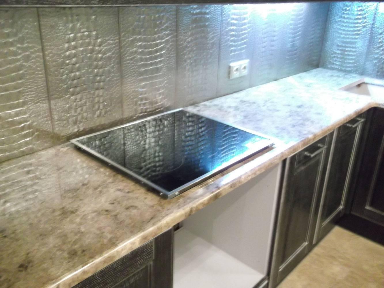 Столешница для кухни-7 фото 2 — изелия и проекты от Bevers Marmyr