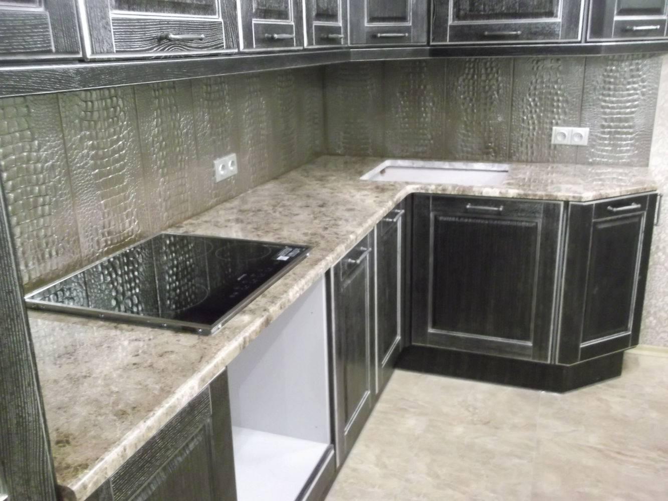 Столешница для кухни-7 фото 1 — изелия и проекты от Bevers Marmyr