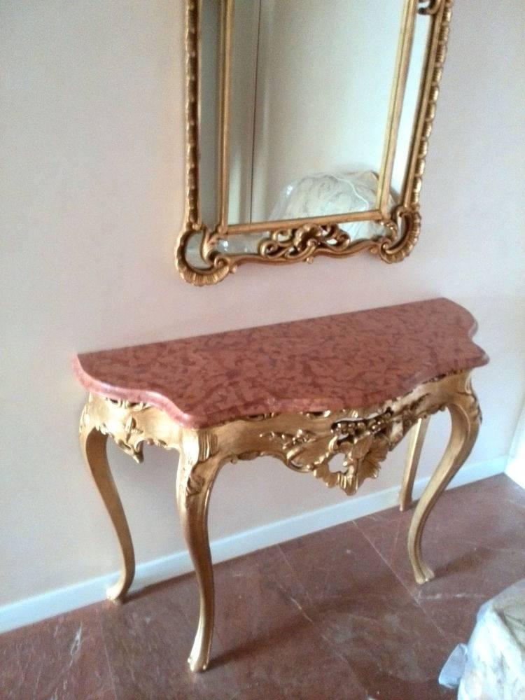 Столешница для туалетного столика фото 1 — изелия и проекты от Bevers Marmyr
