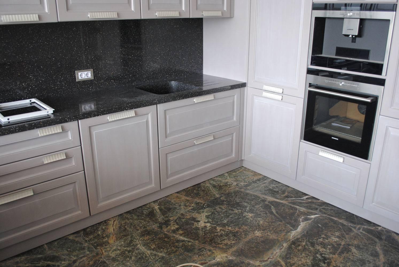 Столешница для кухни-10 фото 1 — изелия и проекты от Bevers Marmyr
