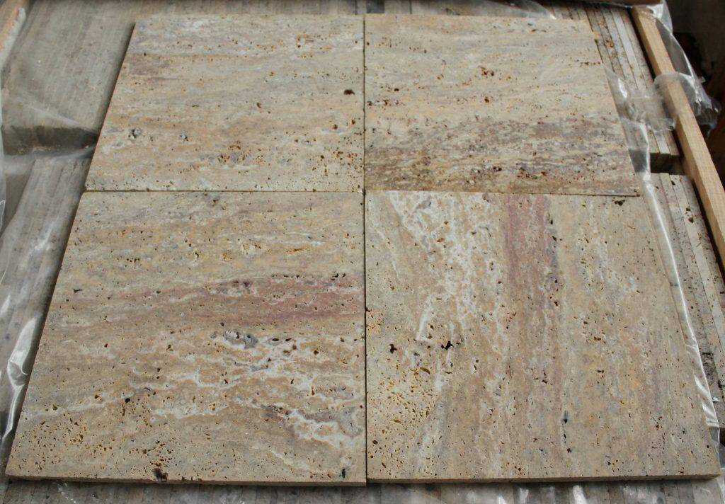 travertine 30x30