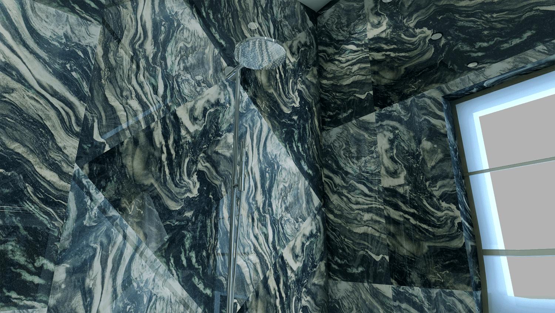 Lapponia Green фото 5 — камень от Bevers Marmyr