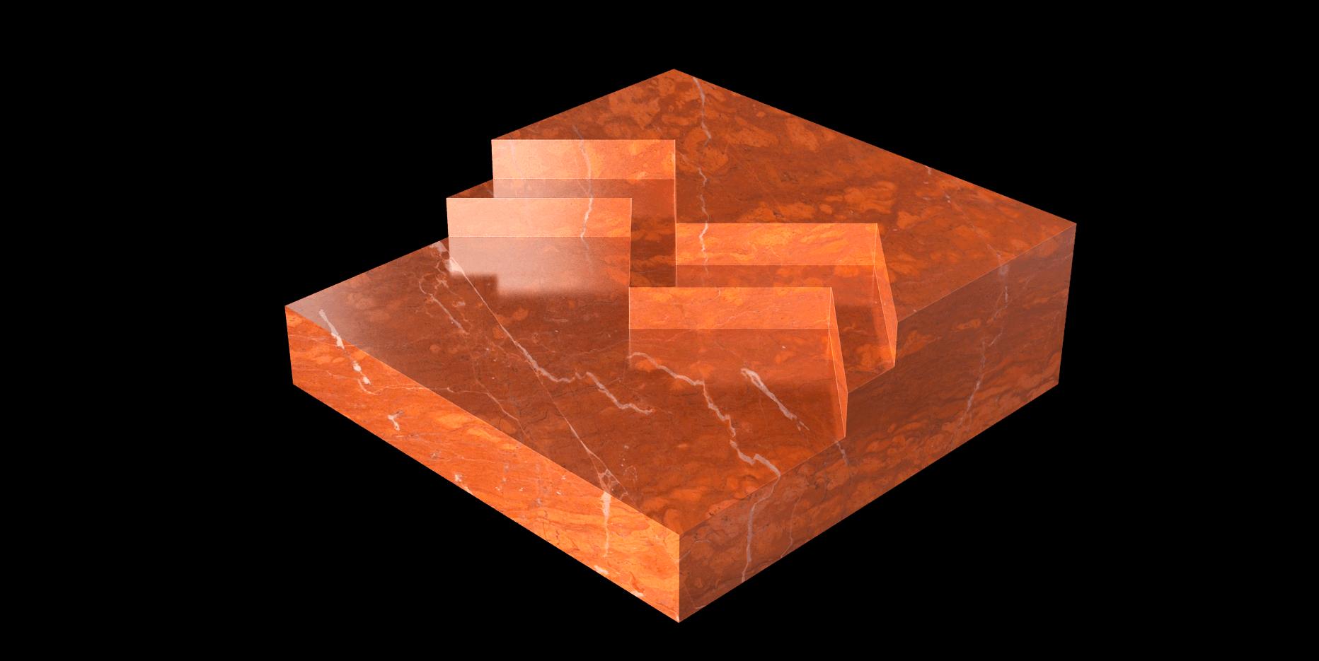 Rosso Alicanto фото 2 — камень от Bevers Marmyr