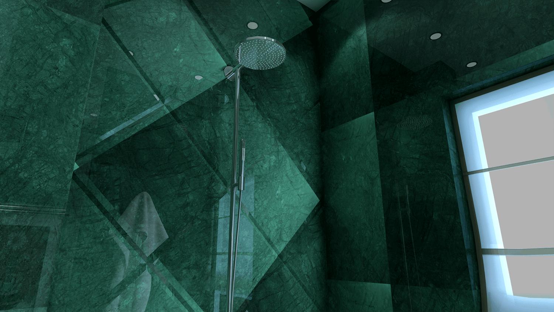 Verde Guatemala фото 5 — камень от Bevers Marmyr