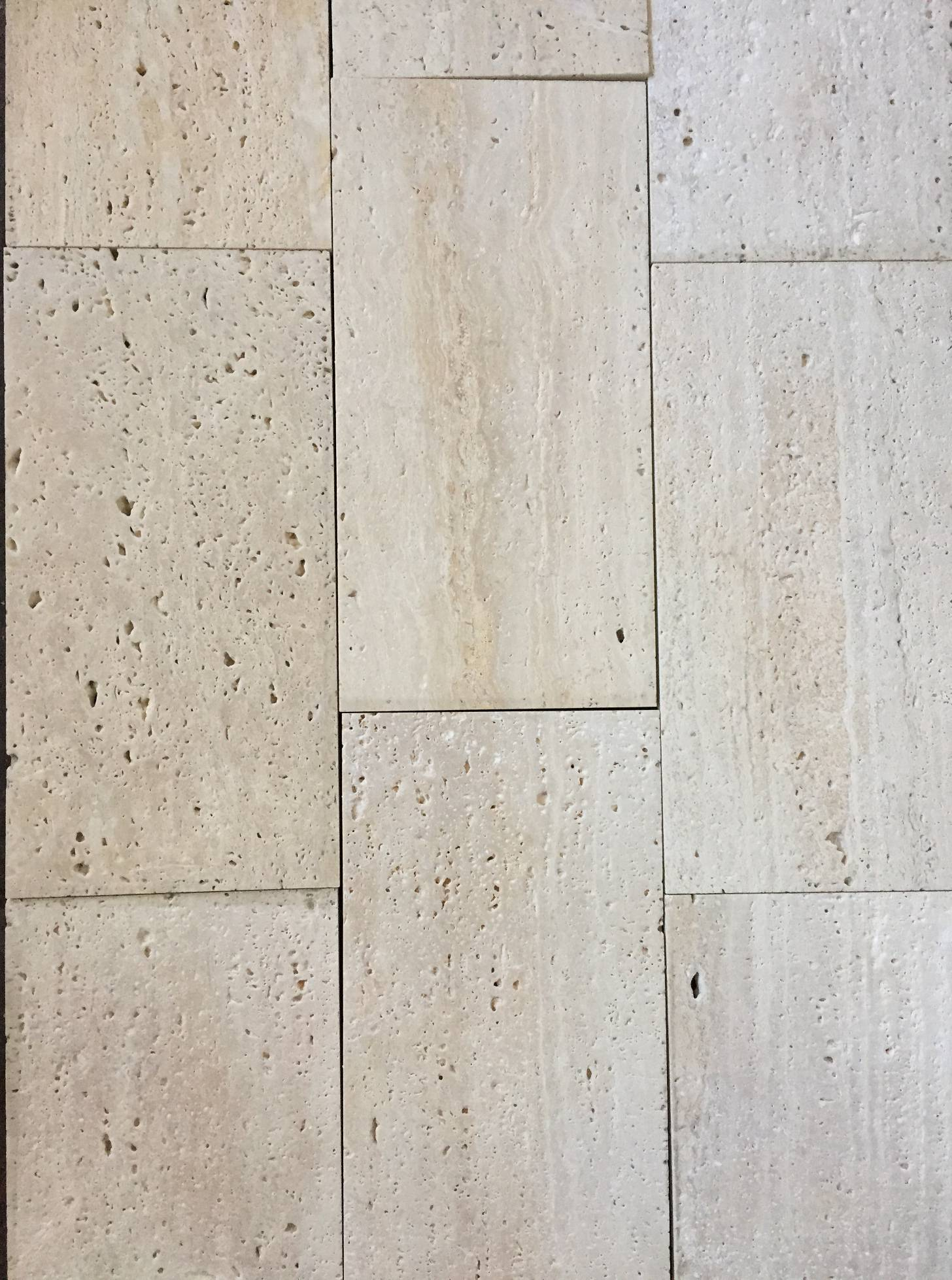 20,3x40,6 Travertine Light Vein-cut незаполненный фото 1 — изелия и проекты от Bevers Marmyr