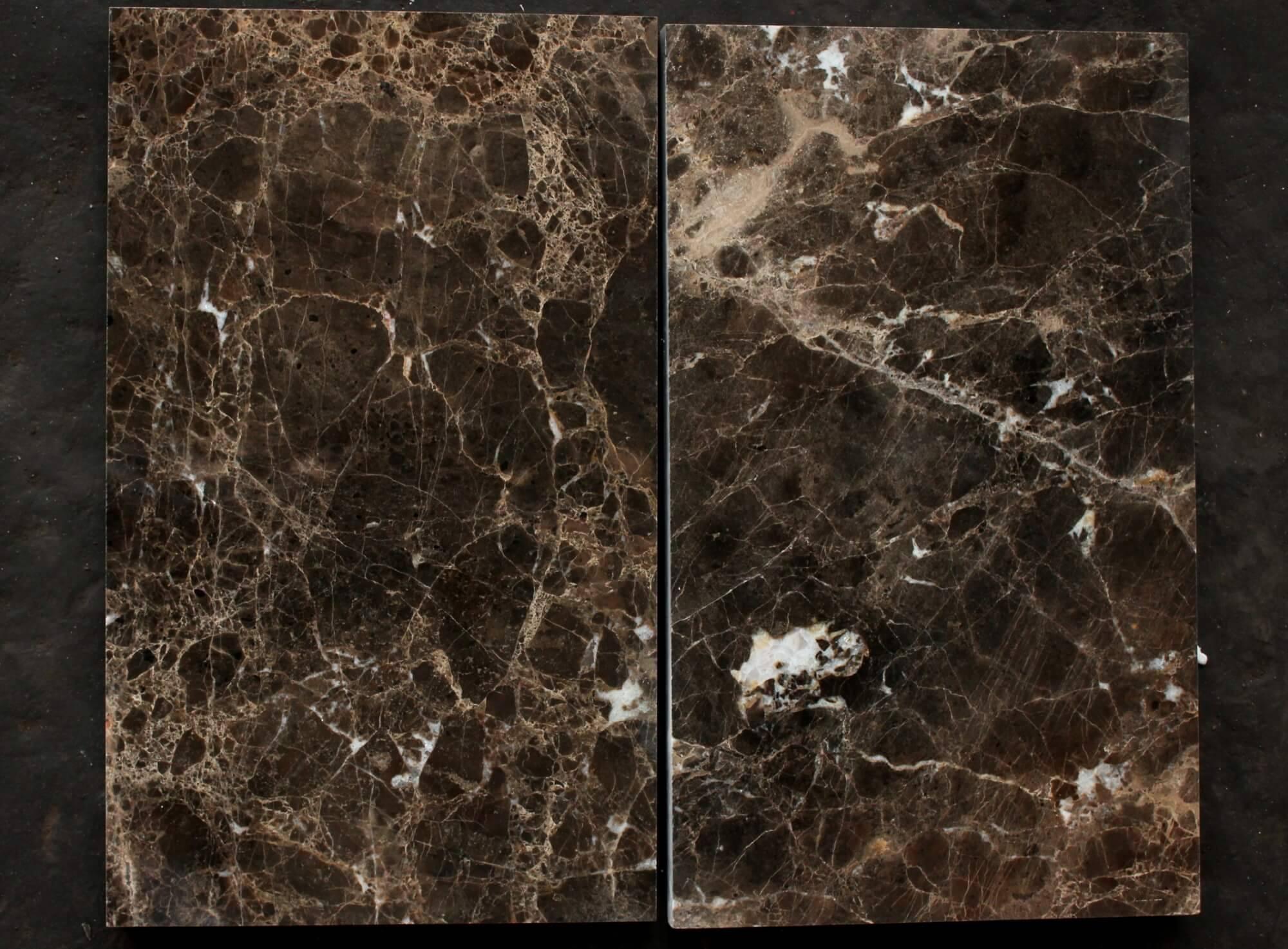 emperador dark 30x50 фото 1 — изелия и проекты от Bevers Marmyr