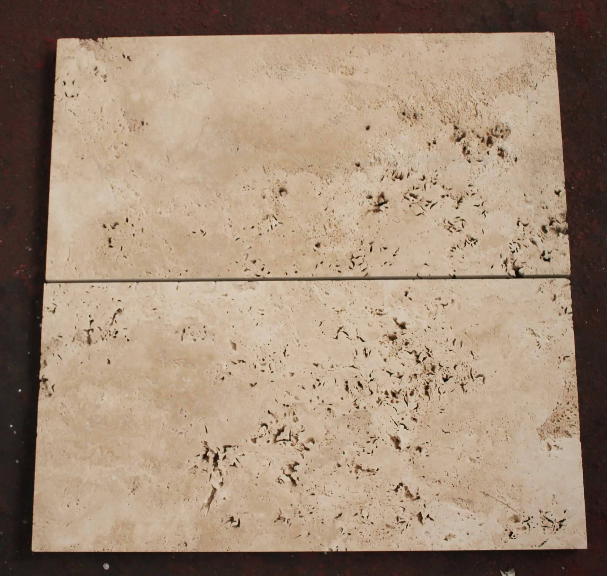Травертиновая плитка, Турция 30х60 фото 1 — изелия и проекты от Bevers Marmyr