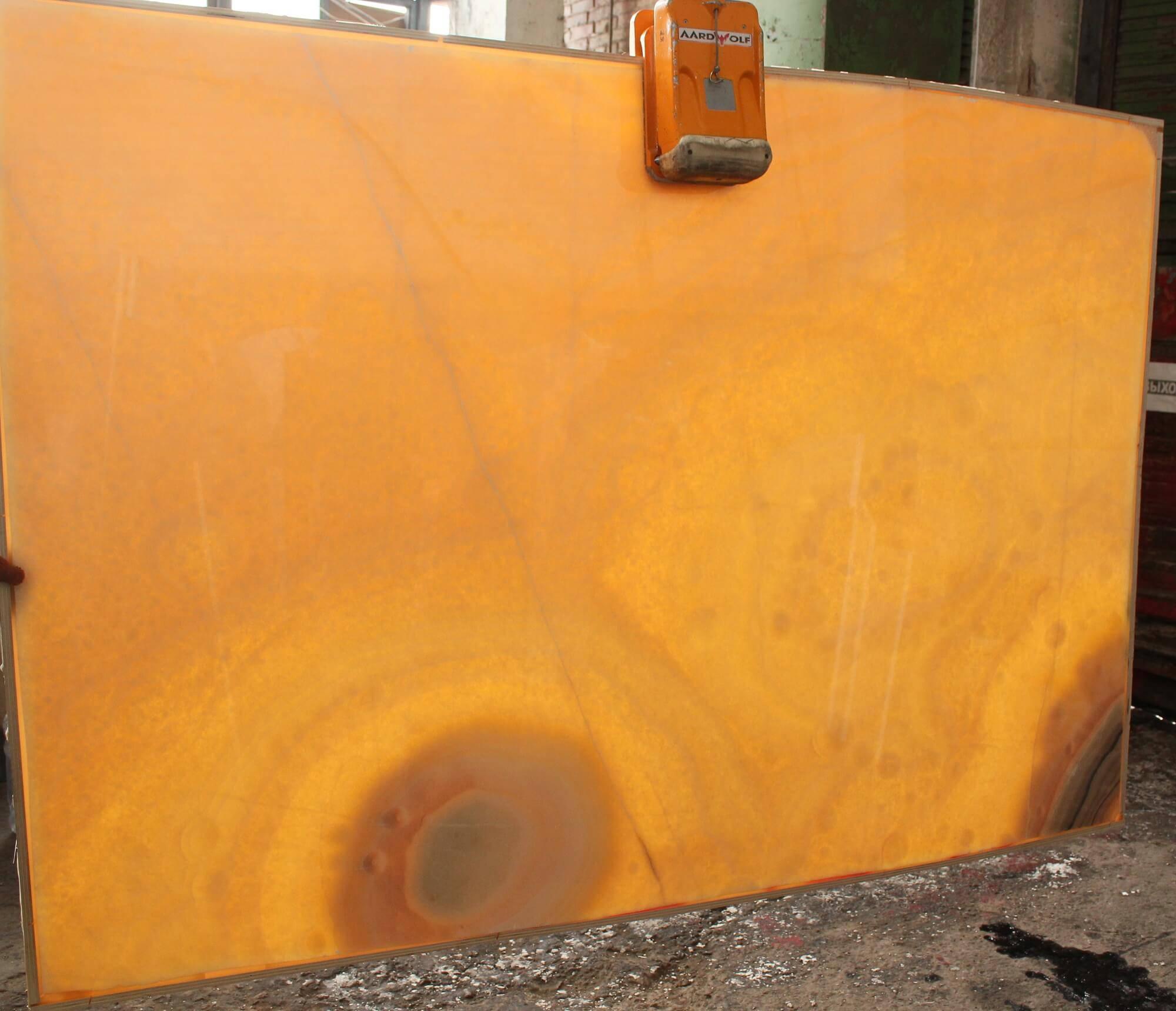 жёлтый оникс Onyx Yellow