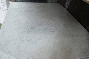 Бело-серый мрамор Bianco Carrara
