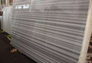 Турецкий бело-серый мрамор Marmara Equator