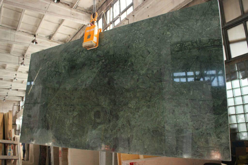 Verde Guatemala мрамор зелёный
