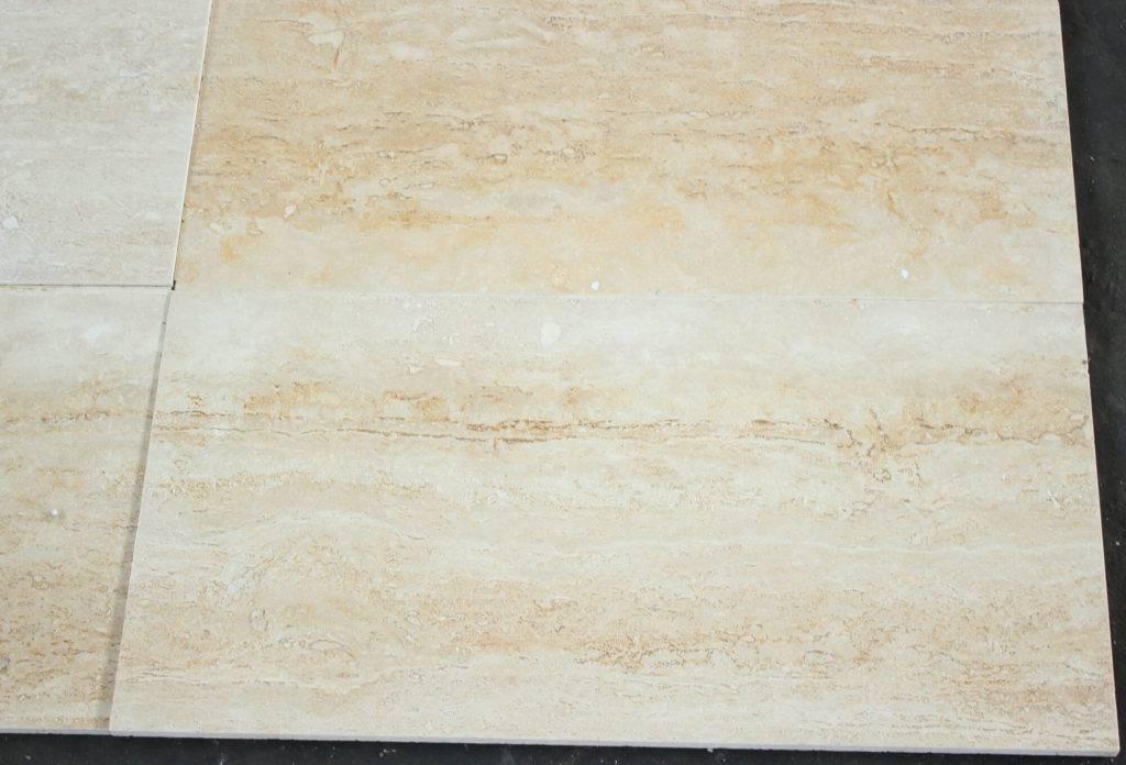 Травертиновая плитка Scabos 20х40