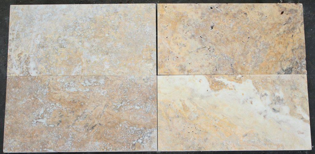 Травертиновая плитка Scabos 15х30 фото 2 — изелия и проекты от Bevers Marmyr
