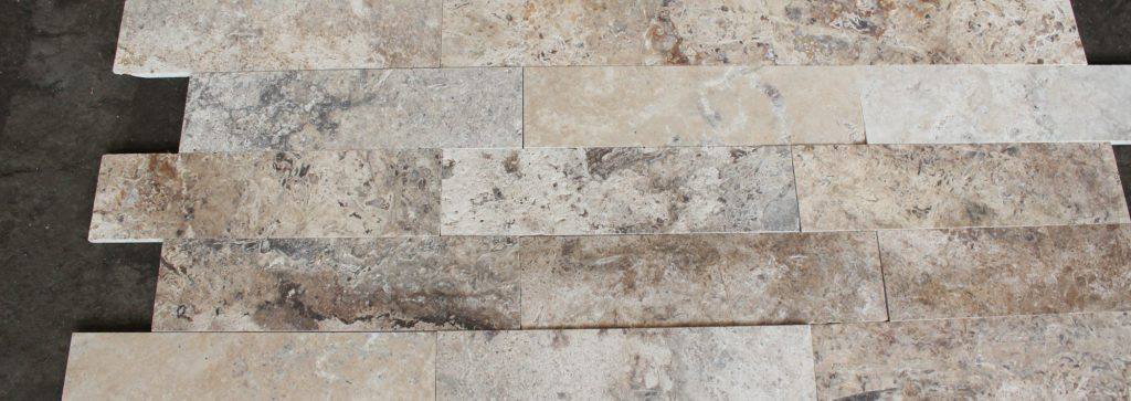 Плитка из травертина для облицовки стен и напольного покрытия