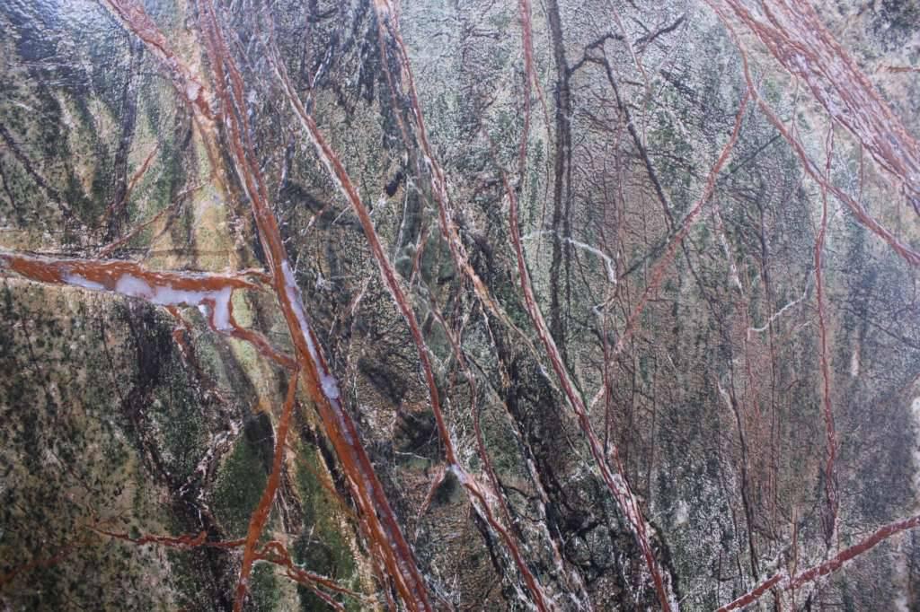 купить каменную столешницу из мрамора BIDASAR GREEN