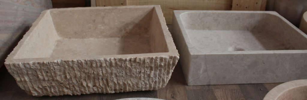 мраморные квадратные умывальники