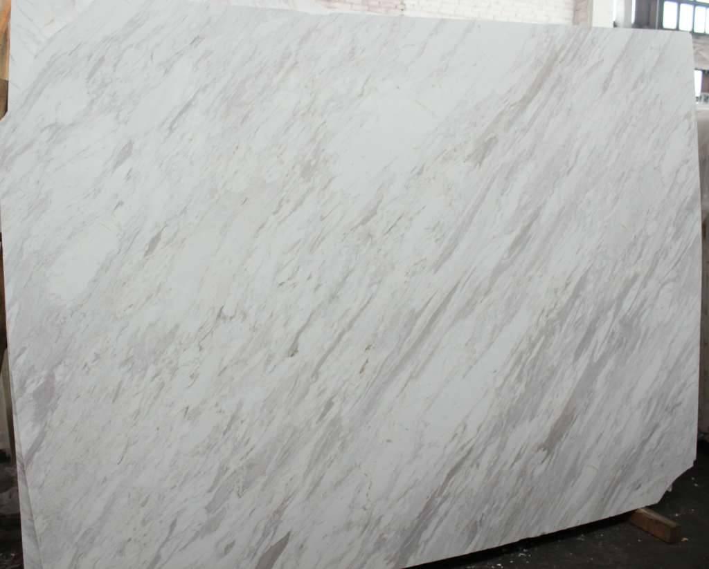 Бело-серый мрамор Volacas