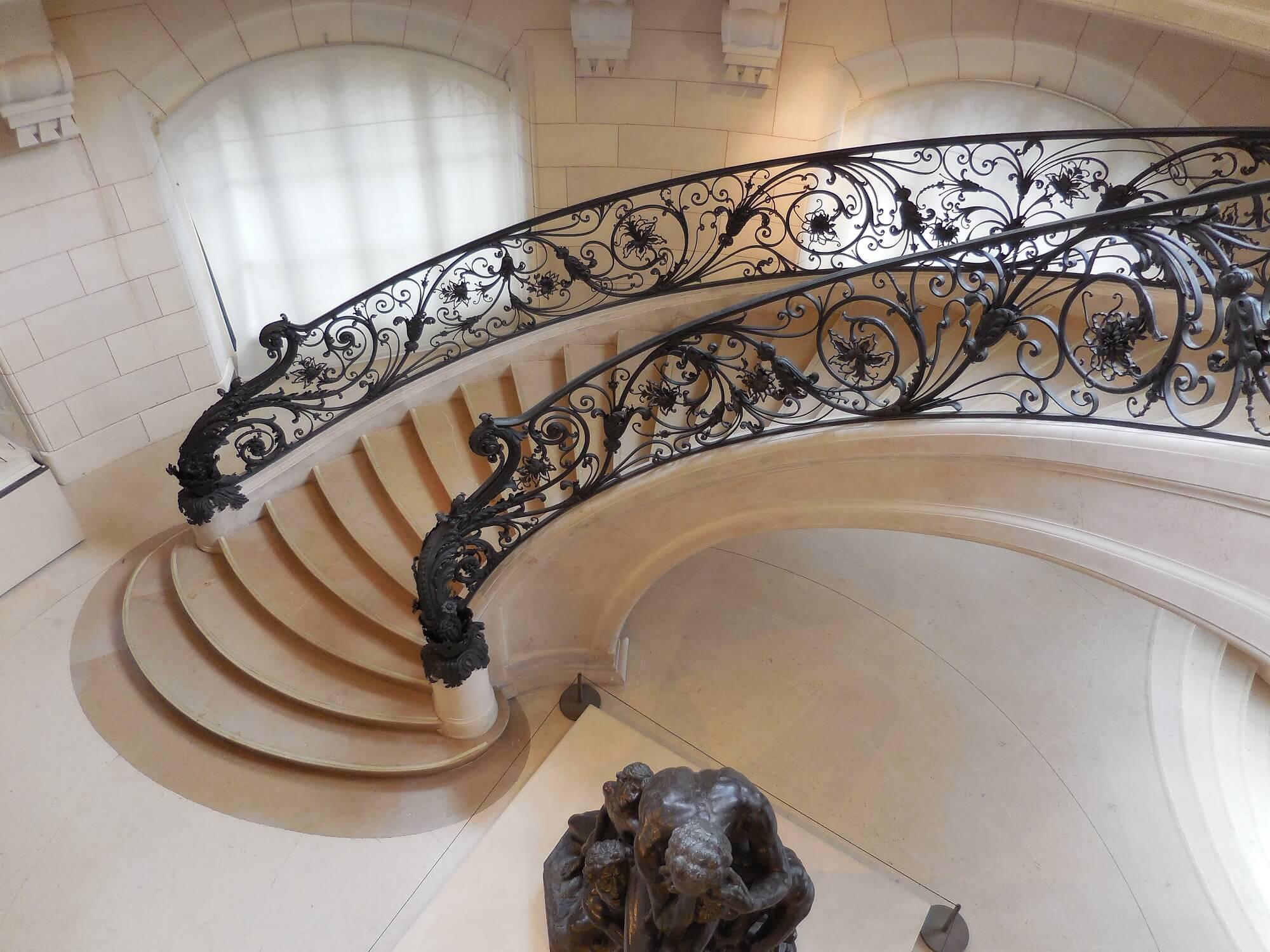 мраморная лестница для дома