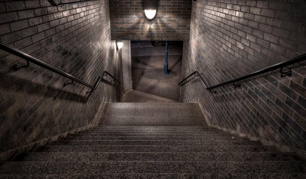 роскошная гранитная лестница