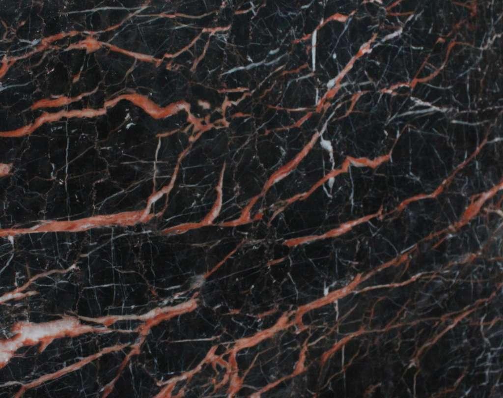 черный мрамор DRAGON RED