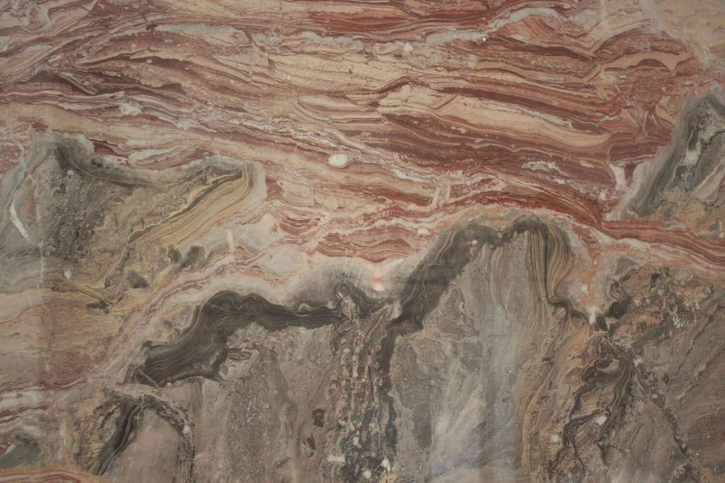 разнообразие цвета мрамора ARABESCATO ROSSO