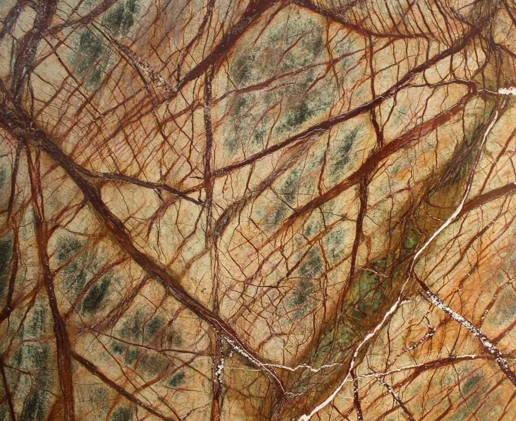 индийский мрамор BIDASAR BROWN