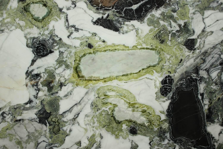 Ocean Green фото 1 — камень от Bevers Marmyr