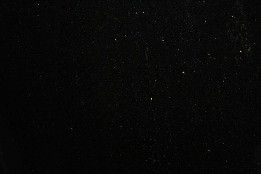 Чорний граніт із Індії Black Galaxy